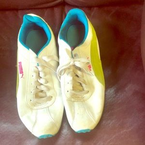 Shoes - womens puma sneakers size 11